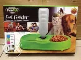 Fine Pet Feeder