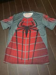Spiderman shirt for teens