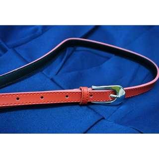 IkatPinggang Merah Red Belt