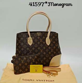 Louis Vuitton Flandrin Monogram Khaki