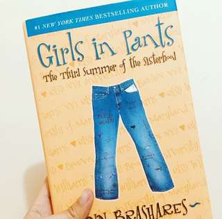 Girls in Pants: The Third Summer of Sisterhood by Ann Brashares 💕REPRICED!!!!
