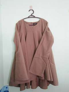 Doll Blouse by Loose Button