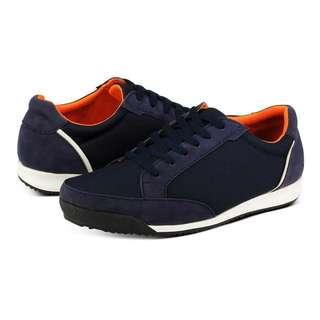 Sepatu Sneaker Pria Vinsmoke Navy Size 39-43