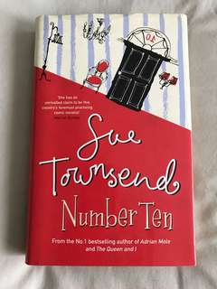 Numbers Ten by Sue Townsend