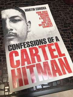 Non Fiction - Cartel Hitman