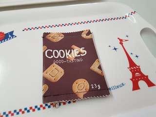Cookies coin purse