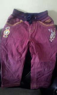 kids jeans 5-6 yrs