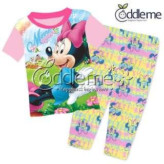 Girl's Pyjamas ( Big size 8y-12y)