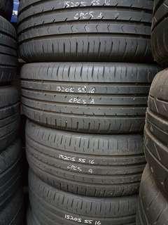 205/55r16 conti CEC5 tyre