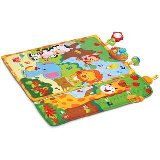❗️Get $7 Discount BRAND NEW VTech Giggle & Grow Jungle Playmat