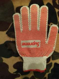 Supreme gloves