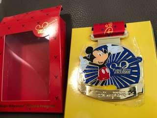 迪士尼掛頸獎牌襟章