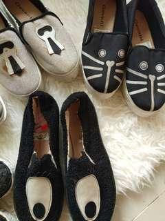 Sepatu gevani no 37