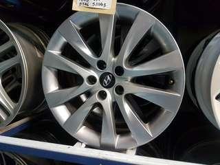 """Hyundai 18""""rim"""