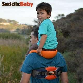 For rent: Saddlebaby