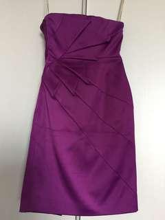 Purple dress(karen millen)