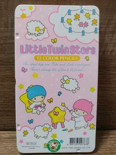 Sanrio Little Twin Stars木顏色