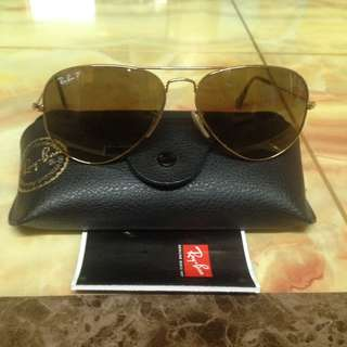 Ray-Ban P Aviator Sunglasses