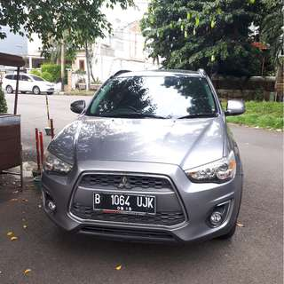 Mitsubishi Outlander PX 2014 facelift Grey mulusss