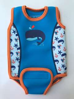 Mothercare - Baby Warmers Blue
