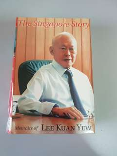 Memoirs of Lee Kuan Yew (Sealed in Plastic)