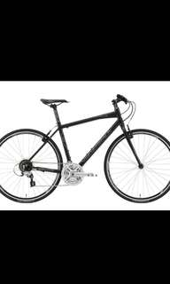 Hybrid Bicycle Silverback Scento 3