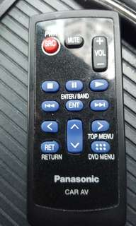 Panasonic Head unit.