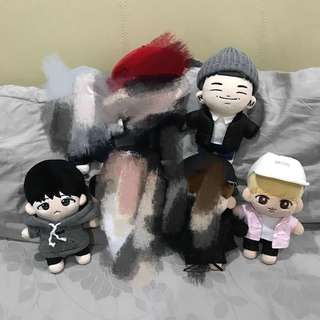 (WTS) BTS Fansite Doll