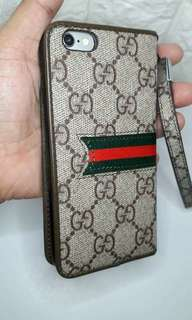 Outo flip cover  GUCCI IPHONE