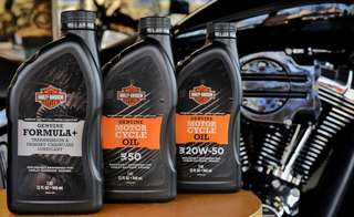Harley Davidson Genuine Oil