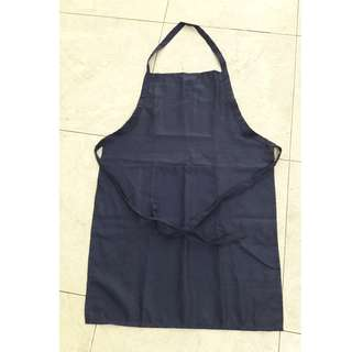 School Used Apron And Hair net