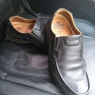 Sepatu kulit pantofel gats original size 41