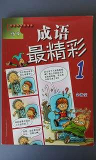 Chinese Chengyu Book