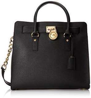 Michael Kors Hamilton Bag Large