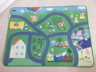 Peppa Pig play Mat  (2 available)