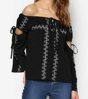 Off Shoulder Top!!