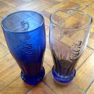 Coca Cola Glass Collectibles