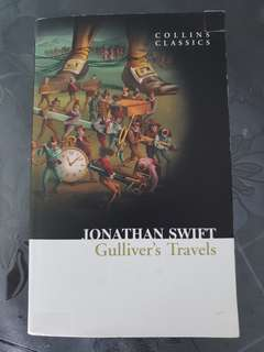 Collins classics- Jonathan swift gulliver's travels