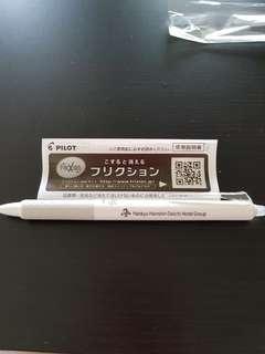 Pilot Pen & note pad mini