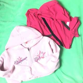 Pink Jacket (Bundle)