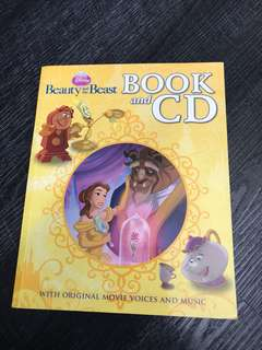 Beauty and the Beast plus CD
