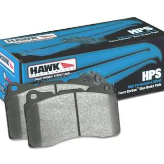 HAWK HPS 500° High Performance Street Brake Pads