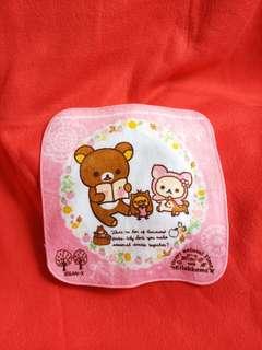 鬆弛熊 輕鬆小熊 Rilakkuma 手巾