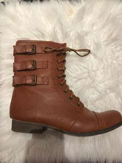 Madden Girl booties Woman's size 11