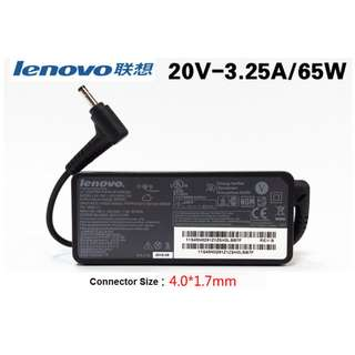 Lenovo IdeaPad 110-15acl Notebook power adapter 20v3.25a 65W