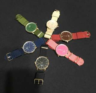 DW Watches Instock