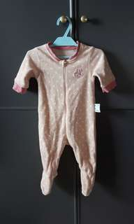 🚚 UNIQLO寶寶連身衣