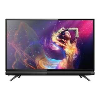 Coocaa LED TV 32E28W - Hitam