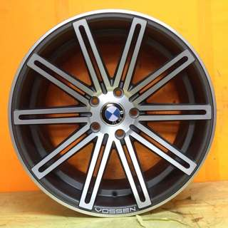 19 inch SPORT RIM VOSSEN VC4 BMW F10 F30 X5 X6 PERFORMANCE WHEELS