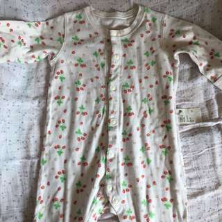 Uniqlo Baby Sleepsuits